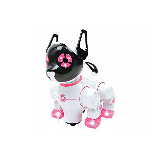 pink robot toy - 4