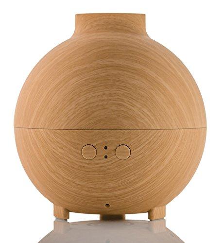 Asani Wood Grain Oil Diffuser Humidifier for Essential Oils