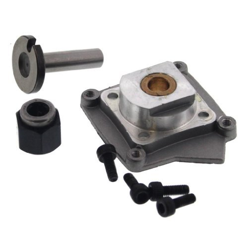 Traxxas 1/10 Nitro Stampede TRX PRO .15 ONE WAY BEARING STARTER SHAFT BACKPLATE (Way Traxxas Bearing One)