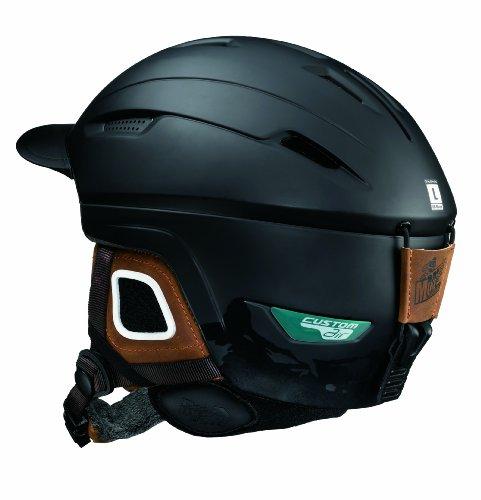 Salomon Patrol C.Air Mike Douglas Ski Helmets (Black Matt, Small), Outdoor Stuffs