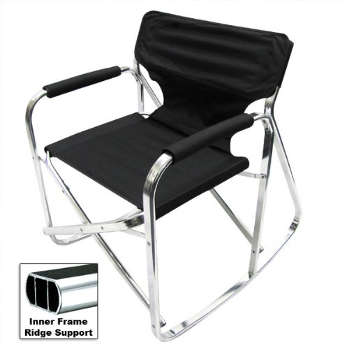 Pleasant Directors Folding Rv Rocking Chair Folding Directors Rocker Chair Xl Comfort Design Black Beatyapartments Chair Design Images Beatyapartmentscom