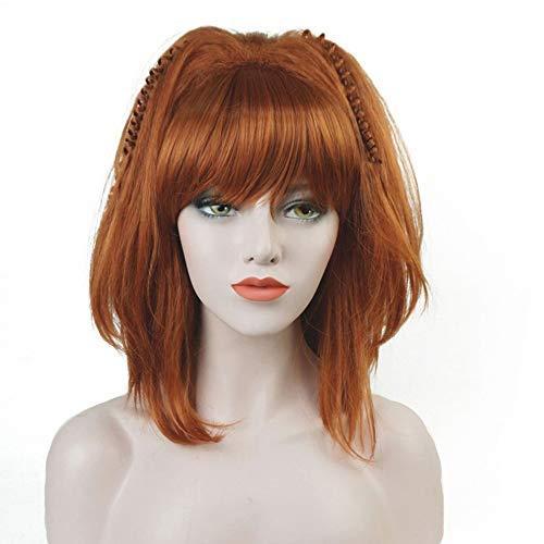 100%安い Wiginway Cosplay Wigs Party Copper Red Party Wig Lolita Wigs Women's Lolita Women's Full Synthetic Hair Wigs 3 Color [並行輸入品] B07N4LH9J7, トネグン:5b8ba09b --- a0267596.xsph.ru