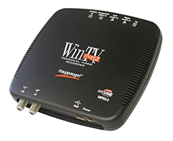 DRIVERS UPDATE: HAUPPAUGE WINTV PVR2 USB