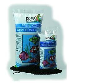Preis 208 - Carbón de leña - filtro de adsorción para todos los acuarios de agua salada y dulce, 1 l: Amazon.es: Productos para mascotas