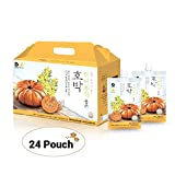 Innerset Honeybush Pumpkin Nutricosmetic Beauty Drink – 100 ml x 24 pouches – Fermented Extract, Skincare Patented Formulation/Made in Korea/Ships from US For Sale