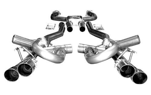 Solo Performance Cat Back Exhaust Kit for Pontiac G8 V8 Models Mach (Pontiac G8 Exhaust System)