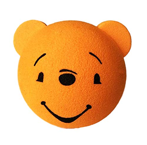Access All Areas Winnie The Pooh Orange Bear Aerial Ball Topper Car Locator Finder Mother's Day Girl Birthday Gift (Antenna Topper Glitter)