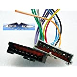 Stereo Wire Harness Ford Mustang 87 88 89 90 91 92 (car radio wiring installation parts)