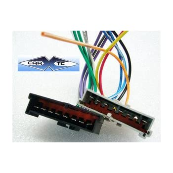 41K7OnHIi9L._SL500_AC_SS350_ amazon com stereo wire harness ford focus 00 01 02 car radio Ford Focus Turn Signal Light Bulb at soozxer.org