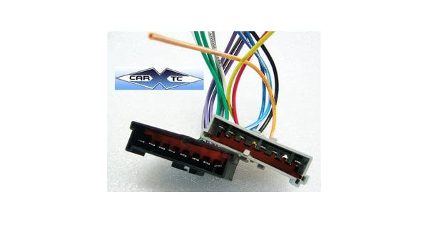 Ford Mustang Factory Radio Wiring