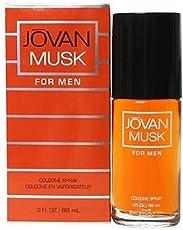 Amazon.com : Jovan Musk By Jovan For Men. Aftershave Cologne 8 ...