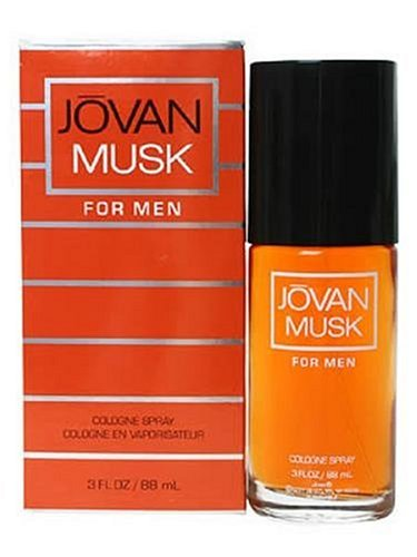Jovan Musk Men Eau de Cologne 88 ml ASTOR 126618