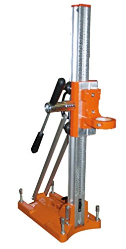 Drill Stand/Roller Carriage by Gölz for use with handheld Core Drill – Laser Pointer include