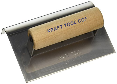 Kraft Tool CF147 3/4-Inch Radius Outside Curb and Sidewal...