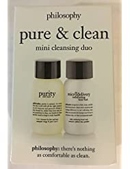 Philosophy Pure and Clean Mini Cleansing Duo