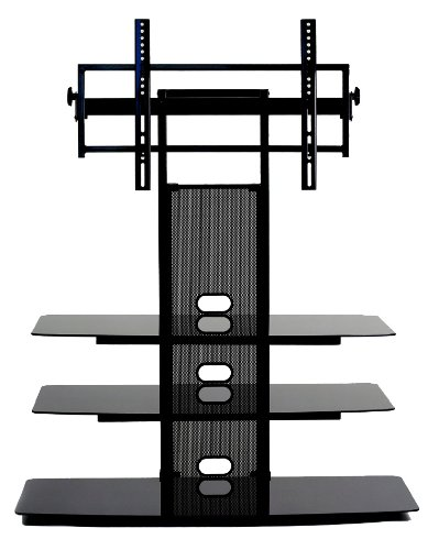 (TransDeco TV Stand with Universal Mounting System for 35 to 65-Inch LED/LCD TV)
