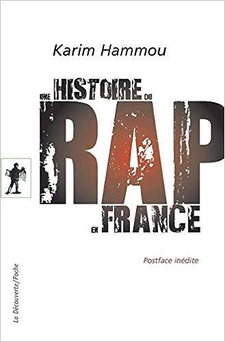 Une Histoire Du Rap En France Amazon Fr Karim Hammou