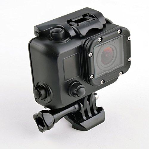 Black Submersible Waterproof Housing Protector
