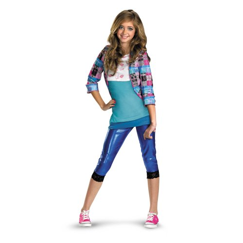 Classic Hollywood Halloween Costumes (Disguise Disney Shake It Up Cece Season 2 Classic Tween Costume, 10-12)