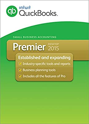 QuickBooks Premier 2015 3 User
