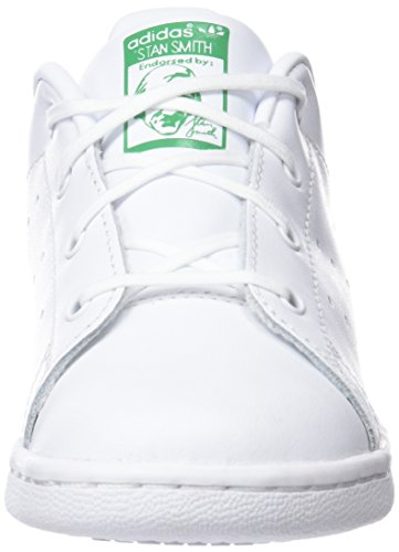 Smith Stan 000 Unisex Sneaker Bimbi i Verde Bianco adidas Ftwbla wzdq5PW