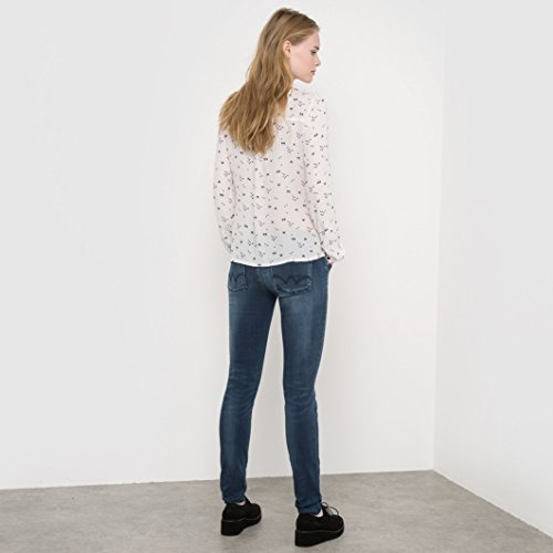 jeans Le Temps Des Cerises ultrapower bleu