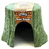 Super Pet Large Natural Tree Trunk Hideout (colors may vary), My Pet Supplies