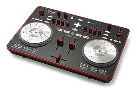Vestax Typhoon Controlador DJ con tarjeta de sonido ...