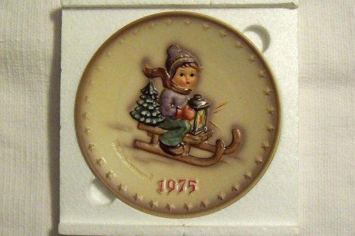 HTF--1975 Goebel Hummel Annual Plate -- Mint Condition!!! (Hummel Mint)