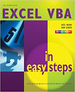 Learn To Program In Excel Vba In Easy Steps, Colour (In Easy Steps