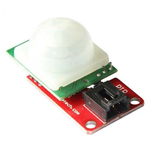 GEEETECH PIR Body Movement Sensor Module