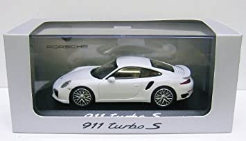 Mini Chan ugly Porsche custom 1/43 Porsche 911 (991) Turbo S 2013