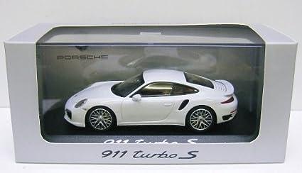 Mini Chan ugly Porsche custom 1/43 Porsche 911 (991) Turbo S 2013