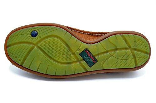 Zapato cordones verano 5570 Cuero sin de Fluchos PwxZUOqEF