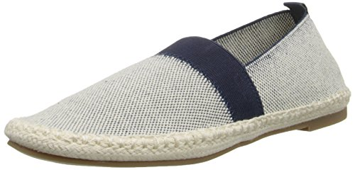Gh Bass & Co. Womens Neko Flat Marineblå / Krem