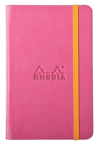 Rhodia Rhodiarama Raspberry - Lined Notebook - R118652