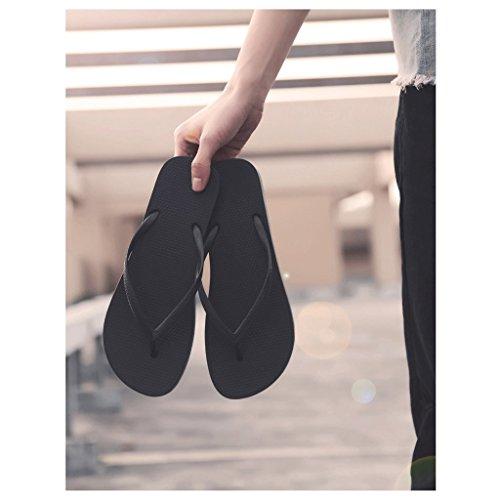 da indossare modo in spiaggia semplice 5 dimensioni da 6 Pantofole UK OSqPw1EO