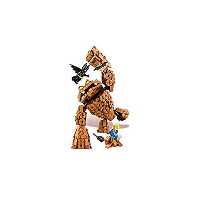 LEGO The Batman Movie Clayface Splat Attack Costruzioni: Toys & Games