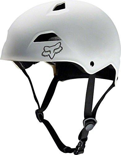 Fox Head Flight Sport Trail Bike Helmet (White, M)