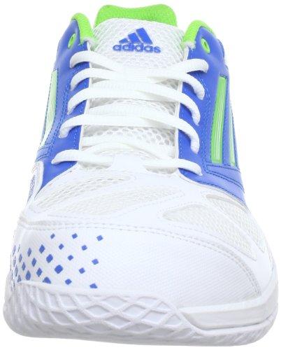 Hommes Blanc Team Baskets Bleu 2 adidas Indoor Feather wZYqxa5PX