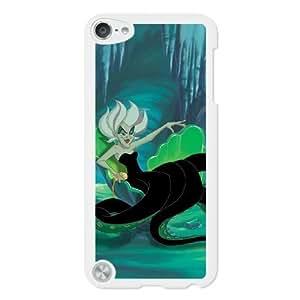 The best gift for Halloween and Christmas iPod 5 Case White Freak badass morgana little mermaid by disney villains VIK9169526