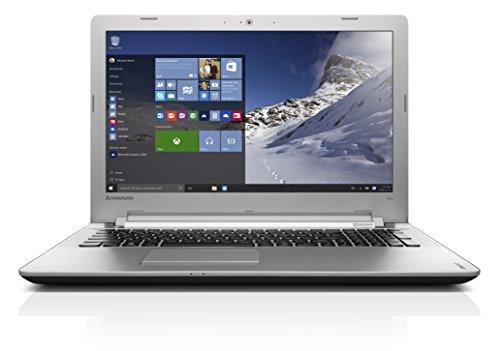 Lenovo ideapad 500 39,62 cm (15,6 Zoll Full HD Matt) Notebook (AMD A10-8700P Quad-Core Prozessor, 3,2 GHz, 8GB RAM, 256GB SSD, AMD Radeon R6 Grafik, DVD-Brenner, Windows 10) schwarz
