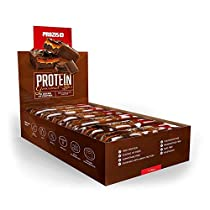 Prozis Protein Deluxe Bar, 12 x 80 g