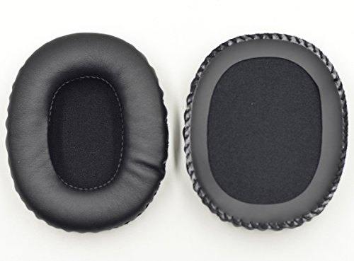 Replacement Ear pads cushion earpads Pillow cover for Marshall Monitor Over-Ear Stereo Headphones