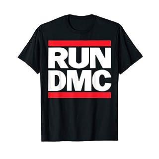 Run DMC Official Logo T-Shirt