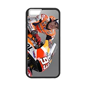iphone6 4.7 inch Black Marc Marquez phone cases&Holiday Gift