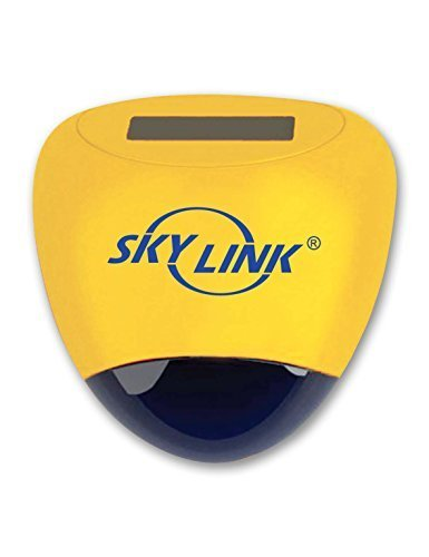Skylink SA-001S Wireless Outdoor Solar Siren Security Alarm Accessory for SkylinkNet, M-Series and SC Series Systems by Skylink by Skylink