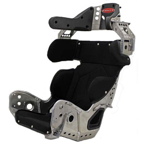 Kirkey Racing Farbrication 18.5in Containment Seat & Cover 18 Deg.