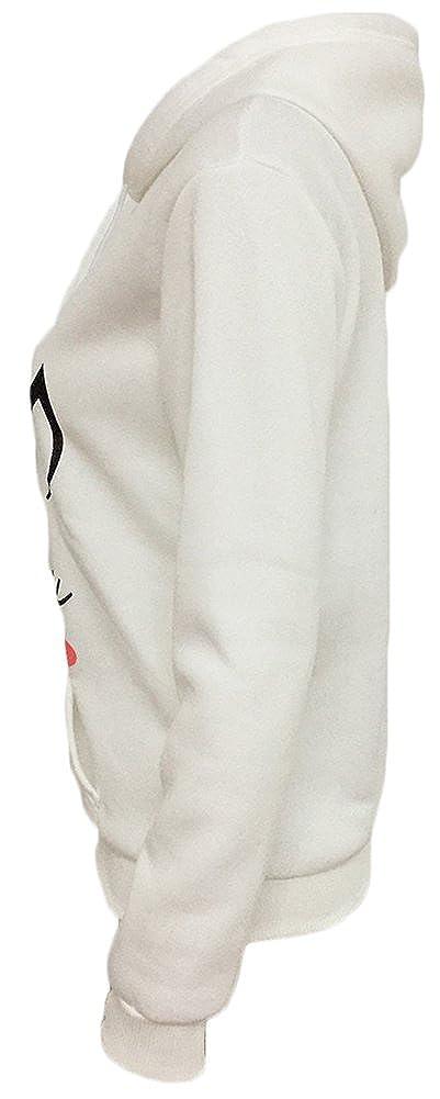 Amazon.com: Imilan Womens Active Hoodie Unicorn Pullover Sweatshirts Rainbow Coat: Clothing