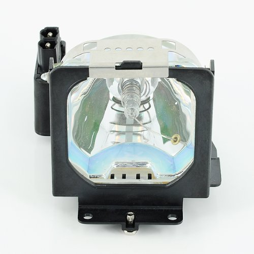 - Quality Compatible 610-309-2706 / LMP55 Replacement Lamp for SANYO PLC-XE20/XL20/XT15KS/XT15KU/XU25/XU47/XU48/XU50/XU51/XU55/XU58 EIKI LC-XB15/LC-XB20 XB2000/LC-XB22/LC-XB25 XB2500/LC-XB28/LC-XB30 Projector Bulb/Lamp with Housing
